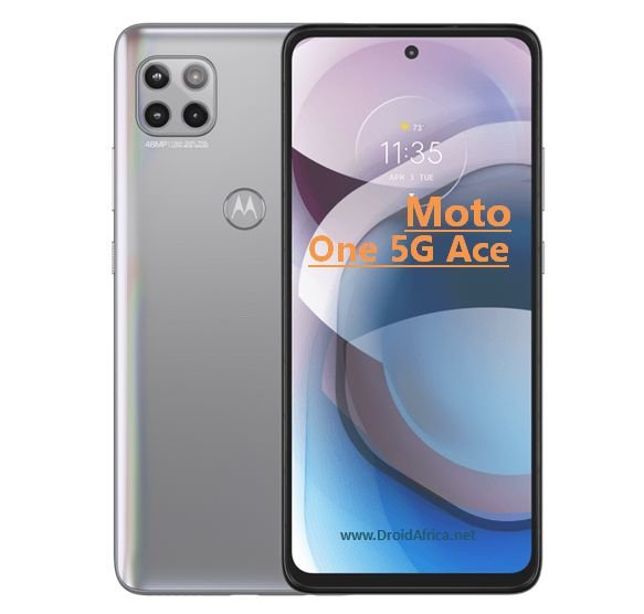 Motorola One 5G Ace specifications features and price