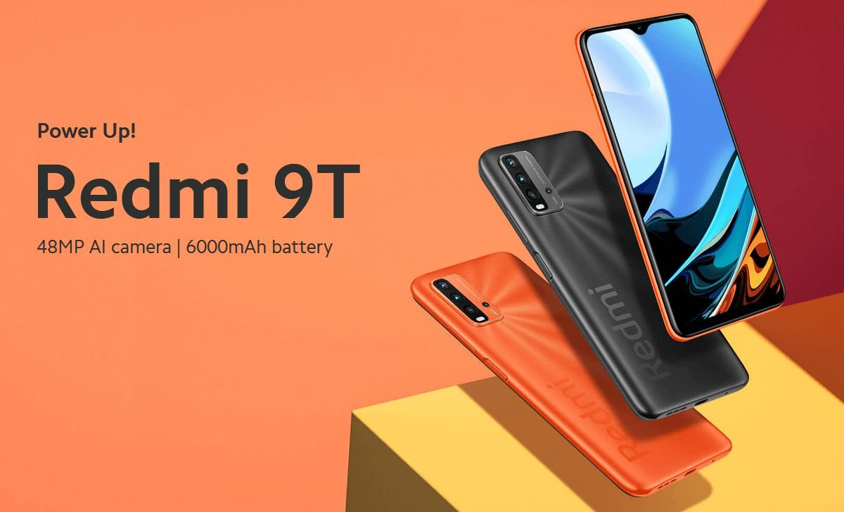 Redmi 9T goes to the global market with 6000mAh battery 2