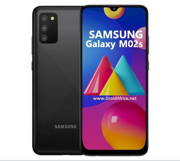 Samsung Galaxy M02s specifications features and price