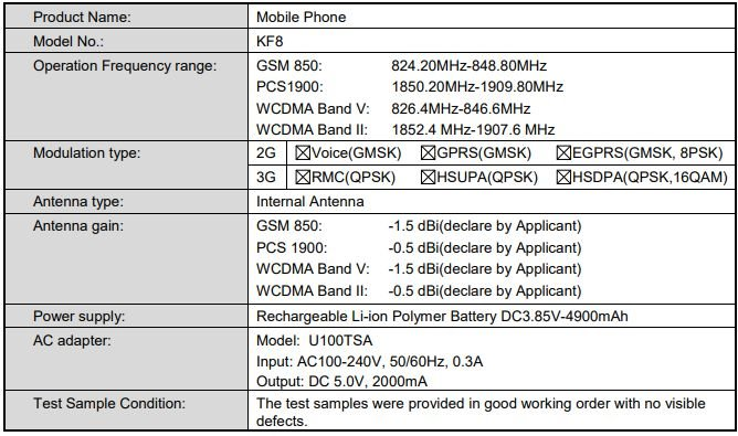 Tecno KF8 seen on multiple site with Helio G80 and Android 11 3