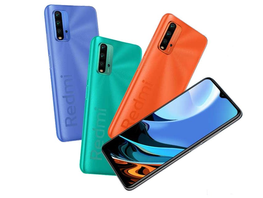 Xiaomi Redmi 9T colors