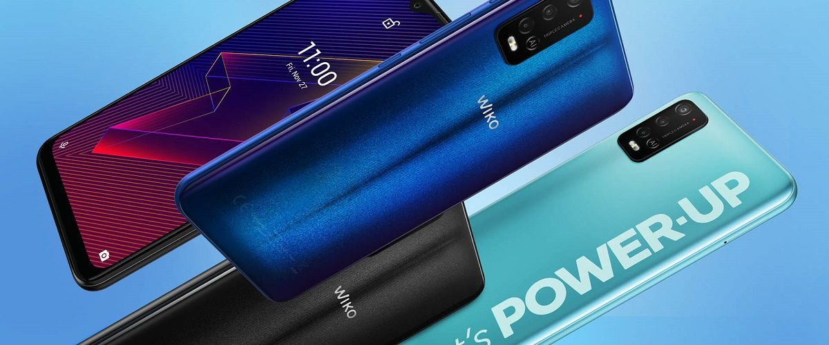 Wiko Power U20 launched
