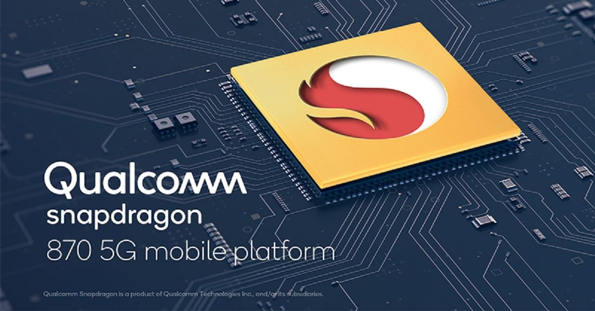 New CPU alert: Snapdragon 870 SoC official with up to 3.2GHz speed 3