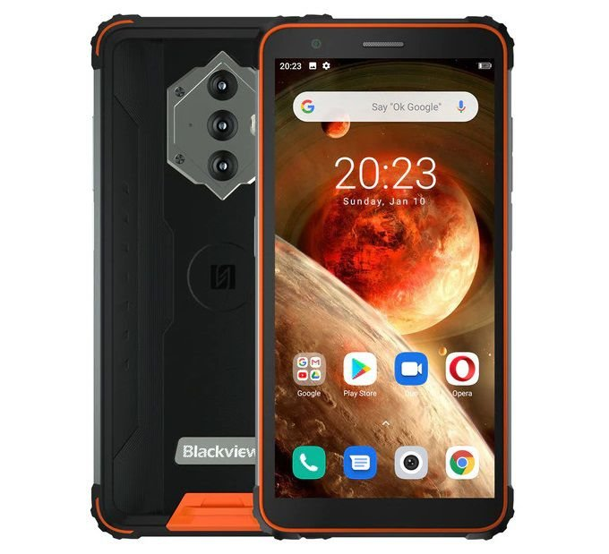 Blackview BV6600 specifications features and price