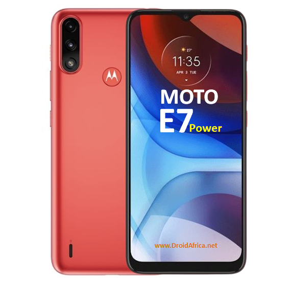 Motorola Moto E7 Power specification features and price