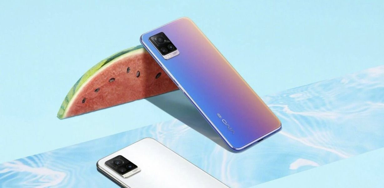 Vivo S7T now official; a Dimensity 820 device with dual selfie lens