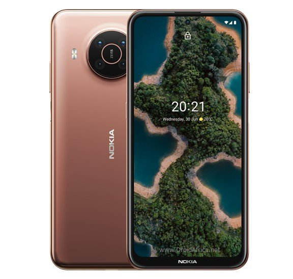 Nokia X20 specifications features and price