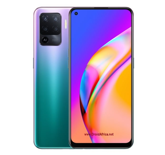 OPPO Reno5 F specifications features and price