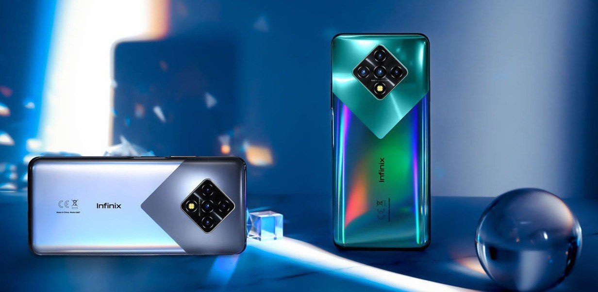 Infinix 5G smartphone is coming
