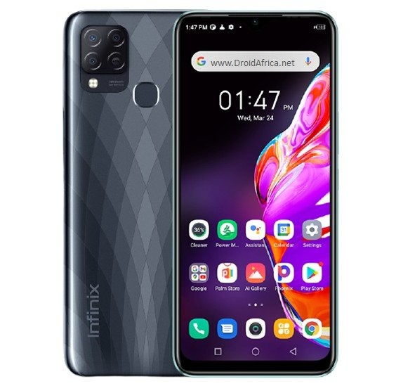 Infinix Hot 10S specifications features and price