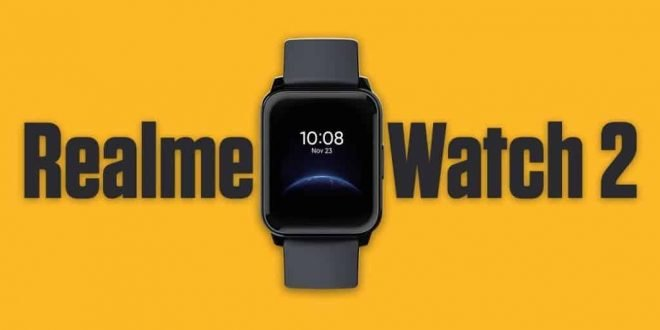 Realme Watch 2(Images, specs, and features) surface ahead of launch