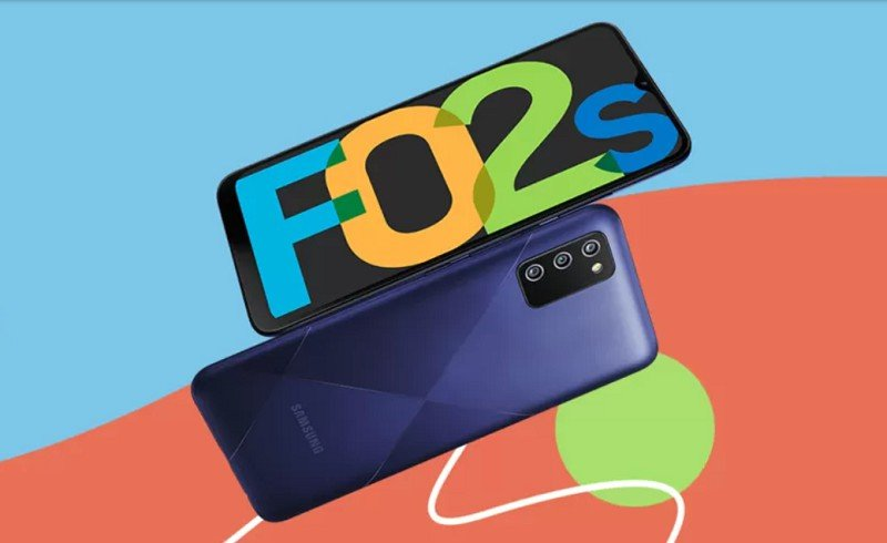 Samsung Galaxy F02s launching on 5th of April