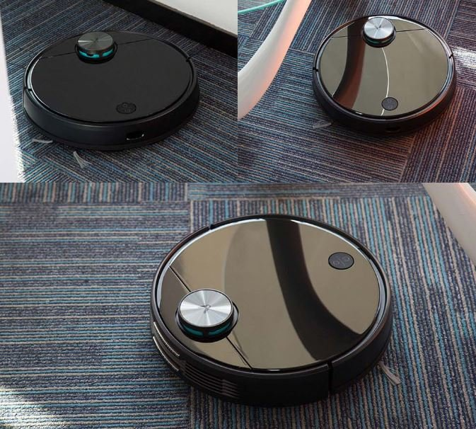VIOMI V3 LDS Laser Navigation Wet and Dry Robot Vacuum Cleaner