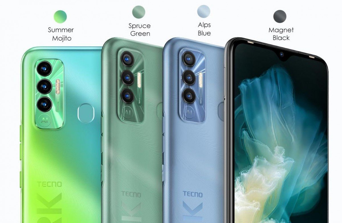 Tecno Spark 7p presents 90Hz display, Helio G70 chip and 5,000mAh battery DroidAfrica