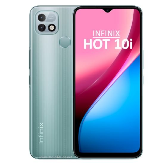 Infinix Hot 10i specifications features and price