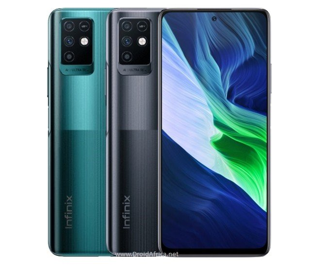 Infinix Note 10 specifications features and price