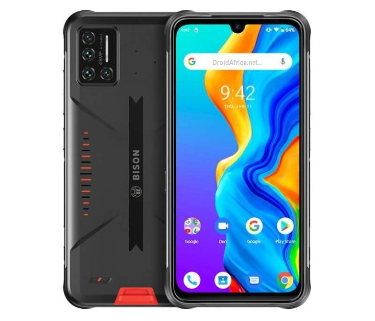 UMiDIGI Bison 2021 specifications features and price