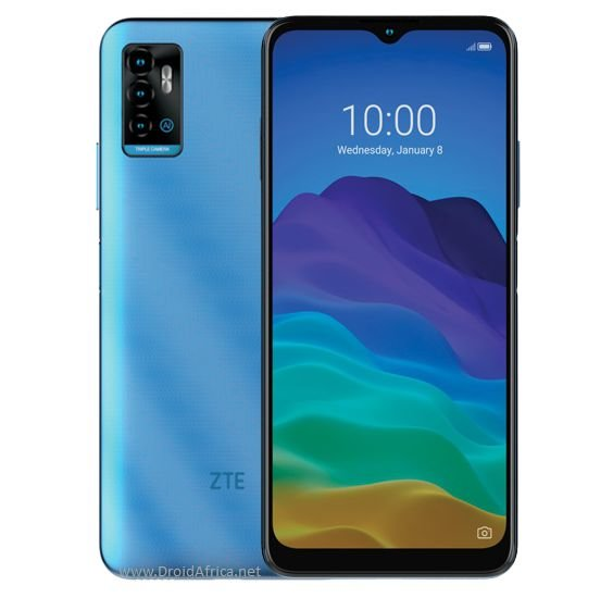 ZTE Blade A71 specifications features and price