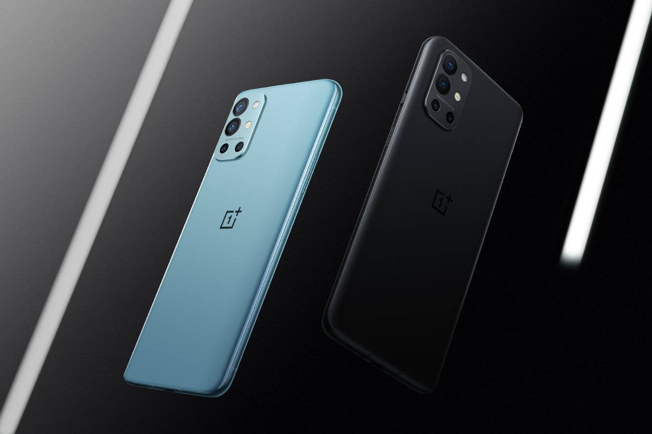 OnePlus 9R picture