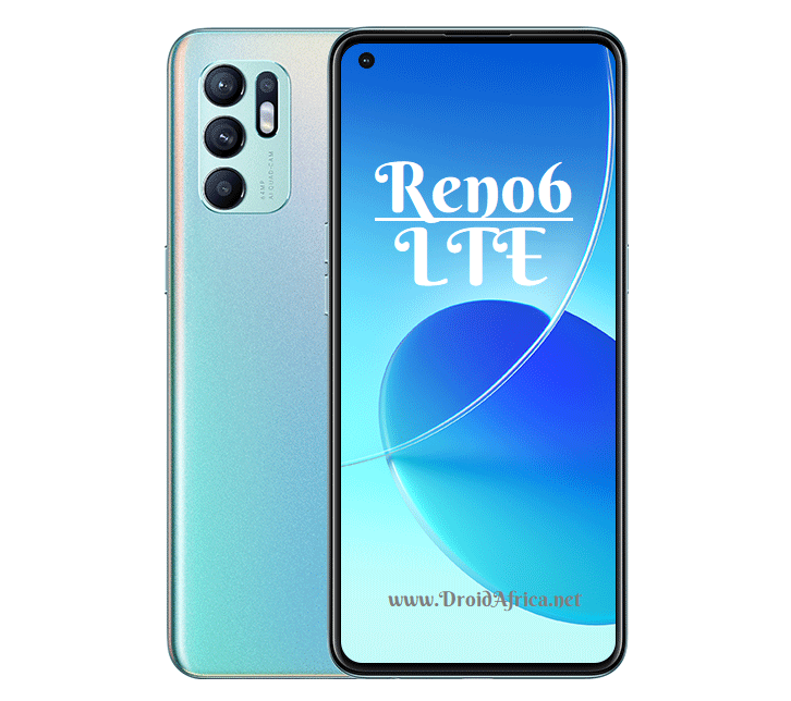 OPPO reno6 4G LTE specifications features and price