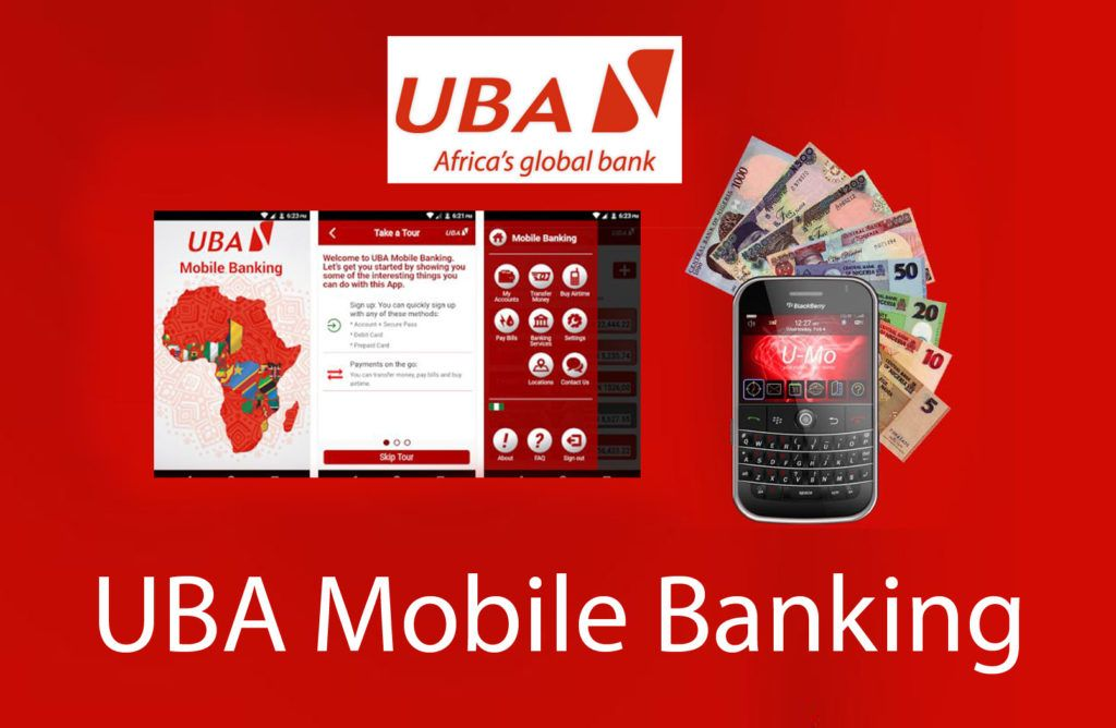 UBA mobile app overview and features