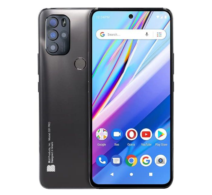 BLU G91 Pro specifications features and price