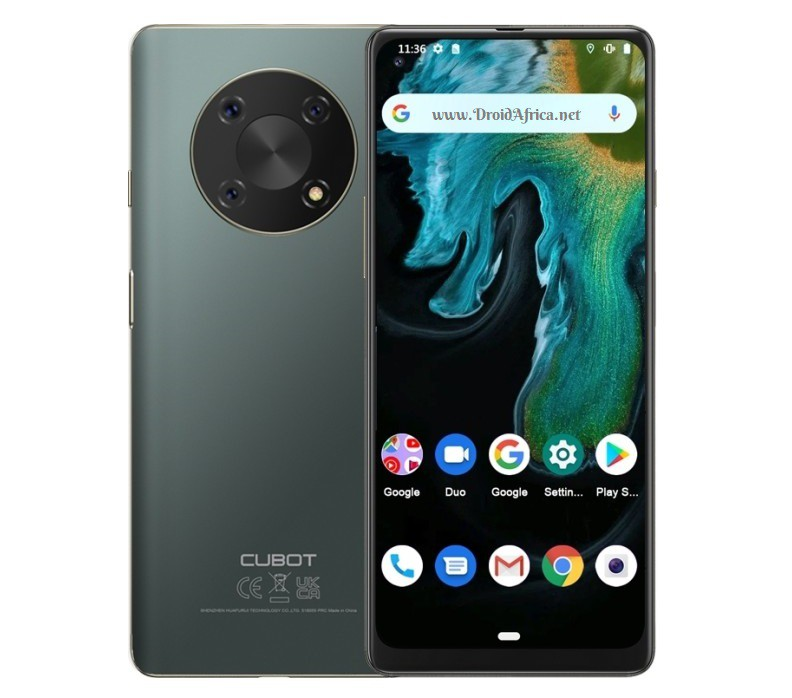 Cubot Max 3 specifications features and price