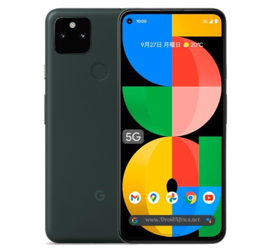 Google Pixel 5a specifications feature and price