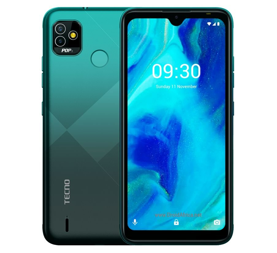 Tecno Pop 5P specifications features and price