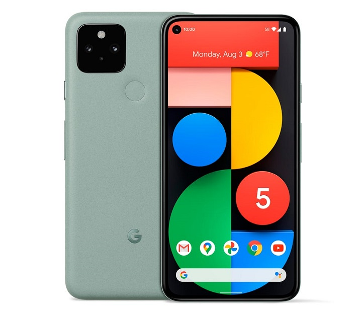 Google Pixel 5 5G specifications features and price