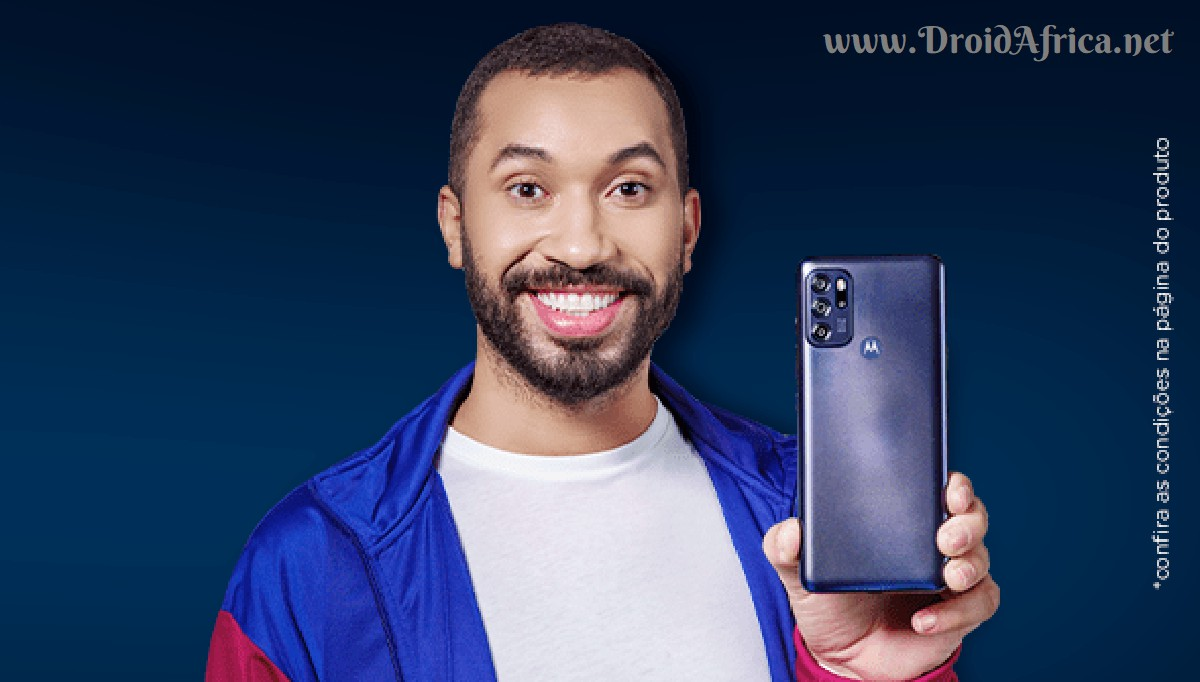 motorola G60s now official in Brazile