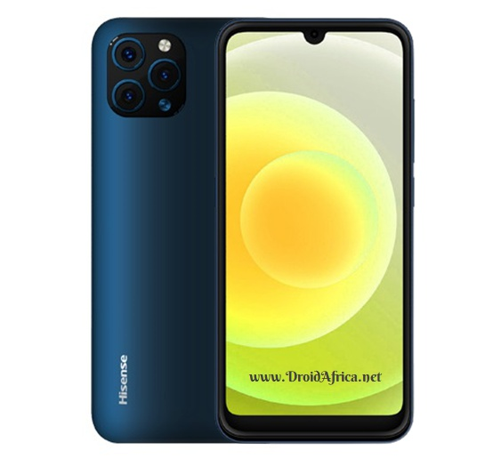HiSense U50 specifications features and price