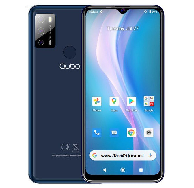 QUBO X668 specifications features and price