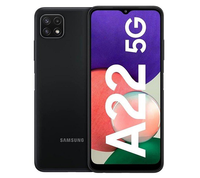 Samsung Galaxy A22 5G specifications features and price