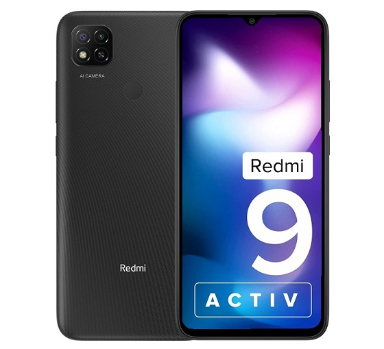Xiaomi Redmi 9 Activ specifications features and price