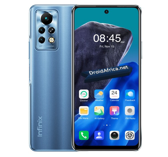 Infinix Note 11 Pro specifications features and price