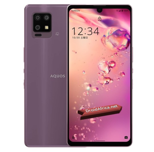 Sharp Aquos Zero6 specifications features and price